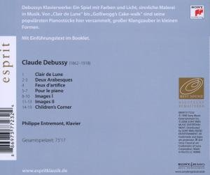 Esprit/Clair de Lune,Suite Bergamasque