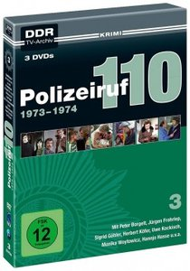 Polizeiruf 110 - Box 3: 1973 - 1974