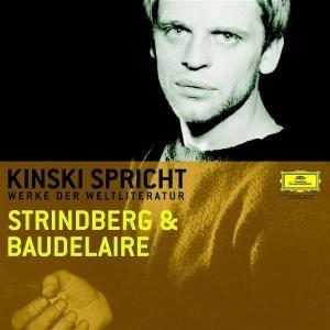 Kinski Spricht Strindberg Und Baudelaire