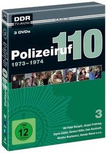 Polizeiruf 110 - Box 3: 1973 - 1974