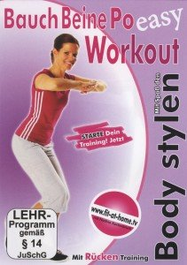 Easy Bauch Beine Po Workout