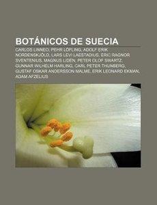 Botánicos de Suecia
