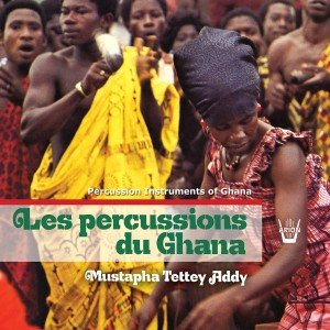 Percussion Instruments of Ghana