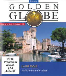 Wilde, K: Gardasee/Golden Globe/Blu-ray