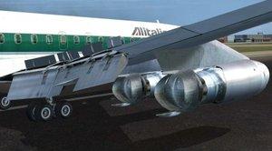 Flight Simulator X - DC-8 Jetliner