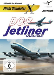 Flight Simulator X - DC-8 Jetliner
