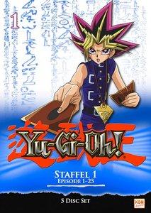Yu-Gi-Oh! - Staffel 1 - Box 1: Folge 01-25