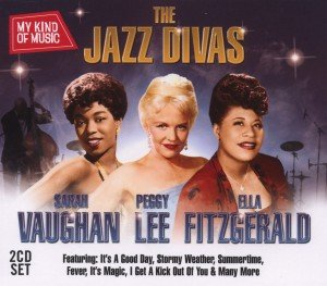 Jazz Divas-My Kind Of Music