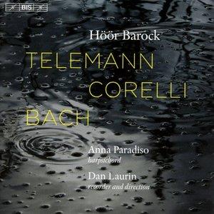Telemann,Corelli und Bach