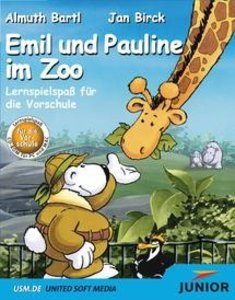 EMIL UND PAULINE IM ZOO-VORSCH