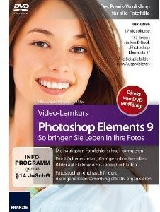 Video-Lernkurs Photoshop Elements 9