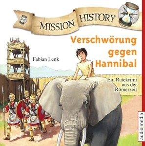 Mission History - Verschwörung gegen Hannibal Neuauflage