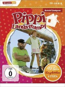 Pippi Langstrumpf TV-Serien Box