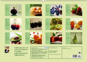 Kulinarisches mit und aus frischen Früchten österreichisches Kal
