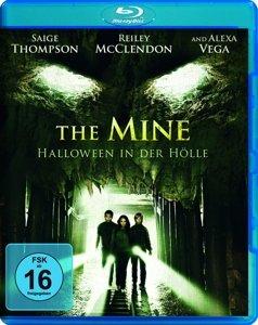 The Mine-Halloween In Der Hölle (Blu-ray)