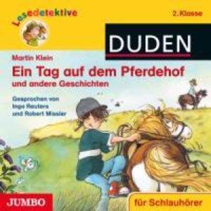 Lesedetektive-Ein Tag Auf Dem Pferdehof Und Ande
