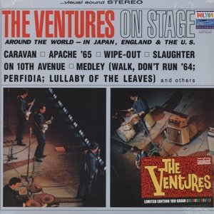 The Ventures On Stage (1969) 180g Limited Edition