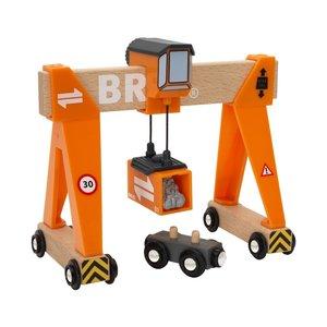 Brio 337327 - Container Verladekran