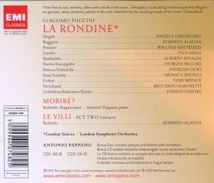 La Rondine - zum Schließen ins Bild klicken