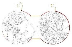 Weihnachtsmalbuch