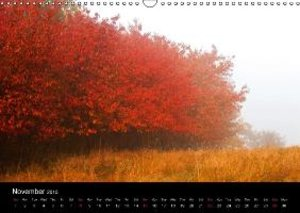 golden October / UK-Version (Wall Calendar 2015 DIN A3 Landscape