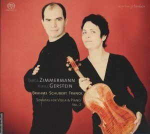 Sonaten Für Viola & Klavier Vol.2