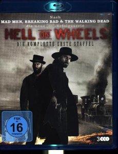 Hell on Wheels-Die kompl.1.Staffel BD