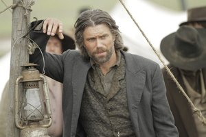 Hell on Wheels-Die kompl.1.Staffel BD