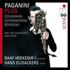 Werke für Saxophon und Klavier