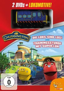 Chuggington Vol. 1 & 2 - Special Edition mit Lok (Limited Editio