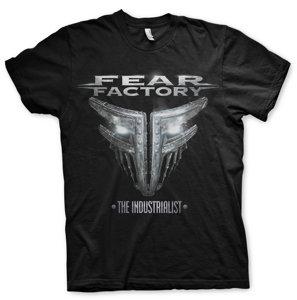 The Industrialist (T-Shirt,Schwarz,Größe S)