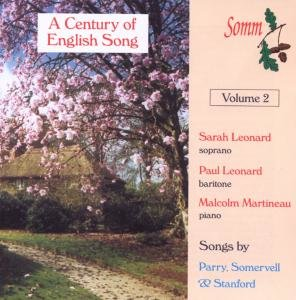 A Century of English Song Vol.2