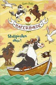 Die Haferhorde - Stallpiraten ahoi! - Band 5