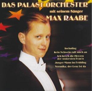 Das Palastorchester mit seinem Sänger Max Raabe