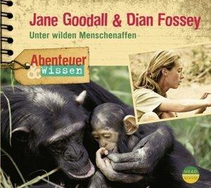 Abenteuer & Wissen. Jane Godall und Dian Fossey. Gerstenberg-Edi