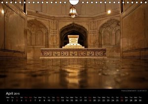 Monuments of Pakistan 2015 (Wall Calendar 2015 DIN A4 Landscape)