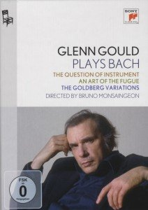 Gould plays Bach