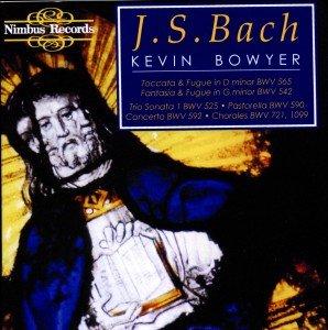 Bach Organ Works Vol.1
