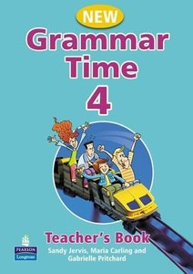 Grammar Time Level 4 Teachers Book New Edition