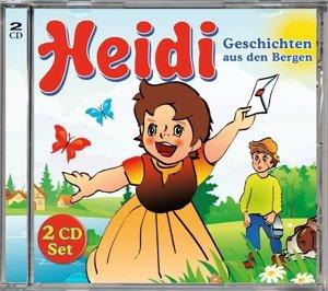 Heidi-Geschichten aus den Bergen
