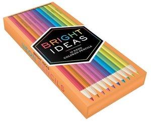 Bright Ideas: Neon Colored Pencils