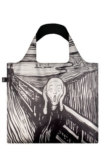 LOQI Bag EDVARD MUNCH The Scream