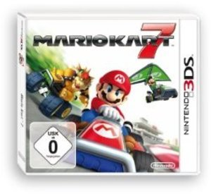Mario Kart 7 - 3D (3DS)