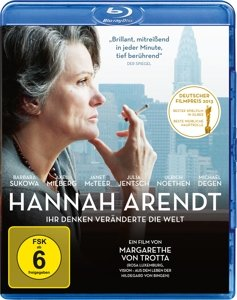 Hannah Arendt (Blu-ray)