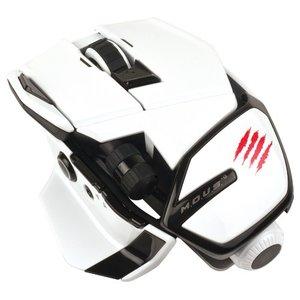 M.O.U.S. 9 Wireless Mouse, Maus, weiss