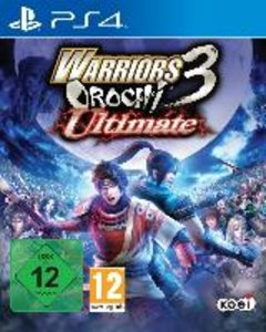 Warriors Orochi 3 Ultimate (PlayStation PS4)
