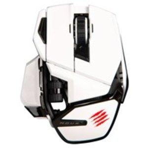 M.O.U.S. 9 Wireless Mouse, Maus, weiss