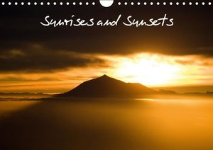 Sunrises and Sunsets / UK-Version (Wall Calendar 2016 DIN A4 Lan