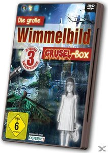Wimmelbild Grusel-Box