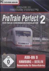 Pro Train Perfect 2 - AddOn 9 Hamburg-Berli
